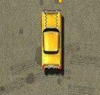 Dirigir carro taxi