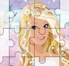 Puzzle da princesa Barbie