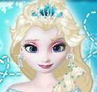 Frozen Elsa costureira
