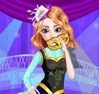 Anna baile de máscara