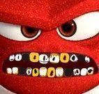 Anger no dentista