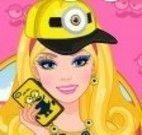 Barbie maquiagem dos Minions
