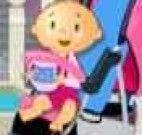 A babá no passeio