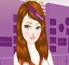 A cabeleireira do ano