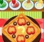 A pizza deliciosa