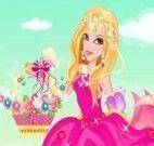 A princesa das flores