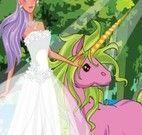 A princesa e o unicórnio