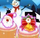 Receitas de cupcakes de Natal