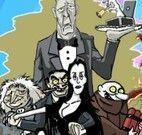Quebra cabeça da Família Addams