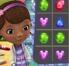 Doutora Brinquedos pedras preciosas