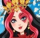Vestir Lizzie Ever After High