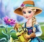 Elsa jardineira