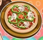 Fazer pizza de champion