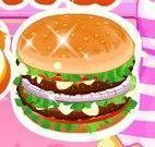 Preparar hambúrguer