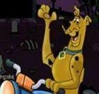 Scooby Doo corrida de moto