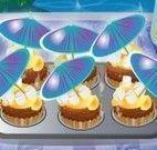 Cupcakes de chocolate receita fácil