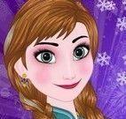 Frozen Anna maquiar