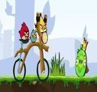Angry Birds Bicicleta