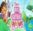 Aniversário da Dora Aventureira
