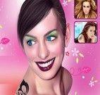 Anne Hathaway celebridade Maquiagem