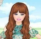 Arrumar o look da Barbie