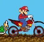 Aventura do Mario na moto