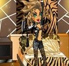 Vestir Toralei Monster High