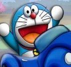 Doraemon corrida de carro com amigos