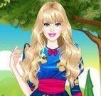 Barbie roupas de princesinha