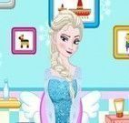 Elsa decorar banheiro