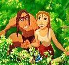 Quebra cabeça do Tarzan e Jane