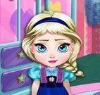 Decore o quarto da bebê Elsa