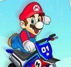 Mario na moto grandes aventuras