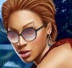 Vestir a celebridade Beyonce