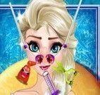 Elsa médico do nariz