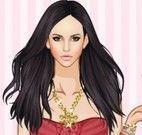 Vestir mulher vampira