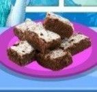 Brownie de chocolate da Elsa
