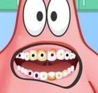 Patrick no dentista