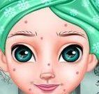 Limpeza de pele da Anna