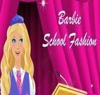 Barbie na escola