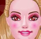 Barbie no salão de beleza