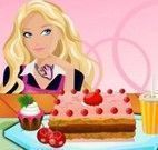 Barbie receita de brownie