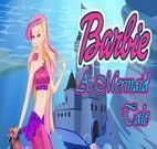 Barbie Vida de Sereia