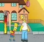 Bart bate em Homer