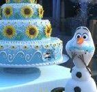 Olaf quebra cabeça