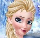 Elsa spa, maquiagem e massagem