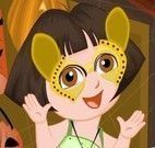 Dora roupas para Halloween