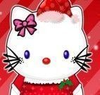 Hello Kitty limpeza facial para Natal