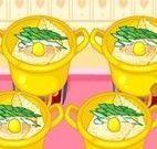 Receita da Sue macarrão com ovos