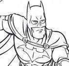 Colorir desenho do Batman